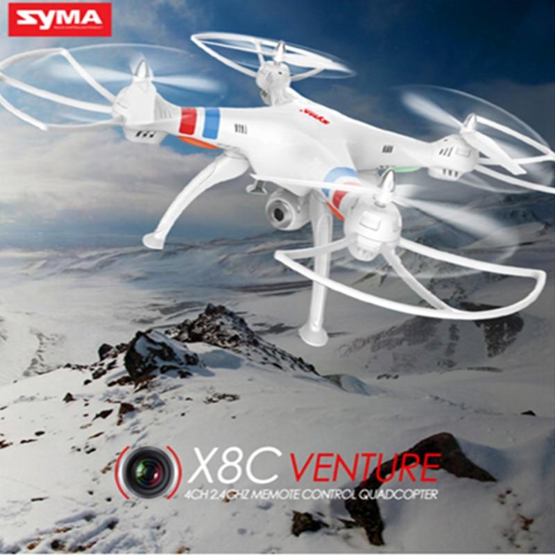 Syma Original X8C Professional UAV 6 Axis with 2MP Wide Angle HD Camera RC Quadcopter RTF