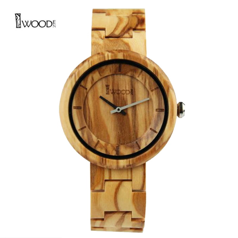 Подробнее о IWOODEN Fashion Wooden Watch Men Natural Wood Casual Quartz Watches Brand Waterproof Ebony Walnut Olive Wood Wristwatch SJ1628 2016 hot sell men dress watch uwood men s wooden wristwatch quartz wood watch men natural wood watches for men women best gifts