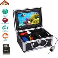 Stardot FishFinder 7 '' Màu Kỹ Thuật Số LCD 1000TVL Fish Finder HD DVR Ghi Đánh Cá Không Thấm Nước Video Máy Ảnh Cá Dưới Nước