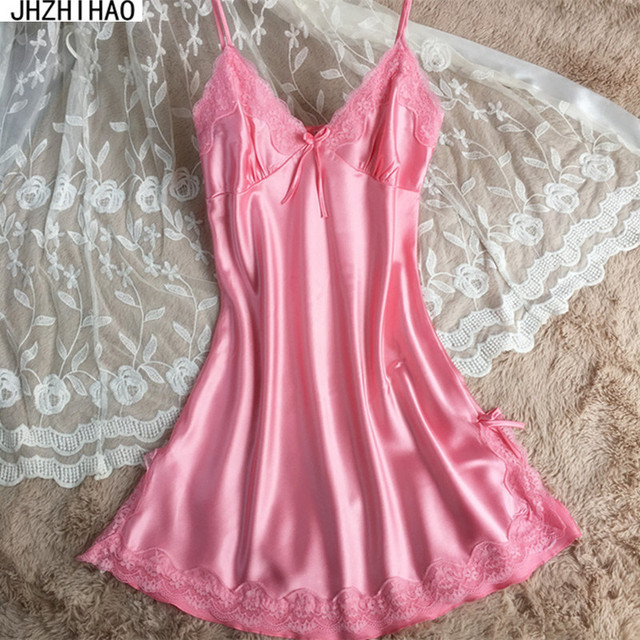 Sexy lingerie nightgowns lingerie night dress gecelik sleepwear camisola nighty nightgown lingerie sleepwear