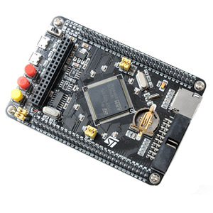Image 4 - STM32F407ZGT6 rozwój pokładzie ramię Cortex M4 STM32 moduł minimum system Board płytka edukacyjna
