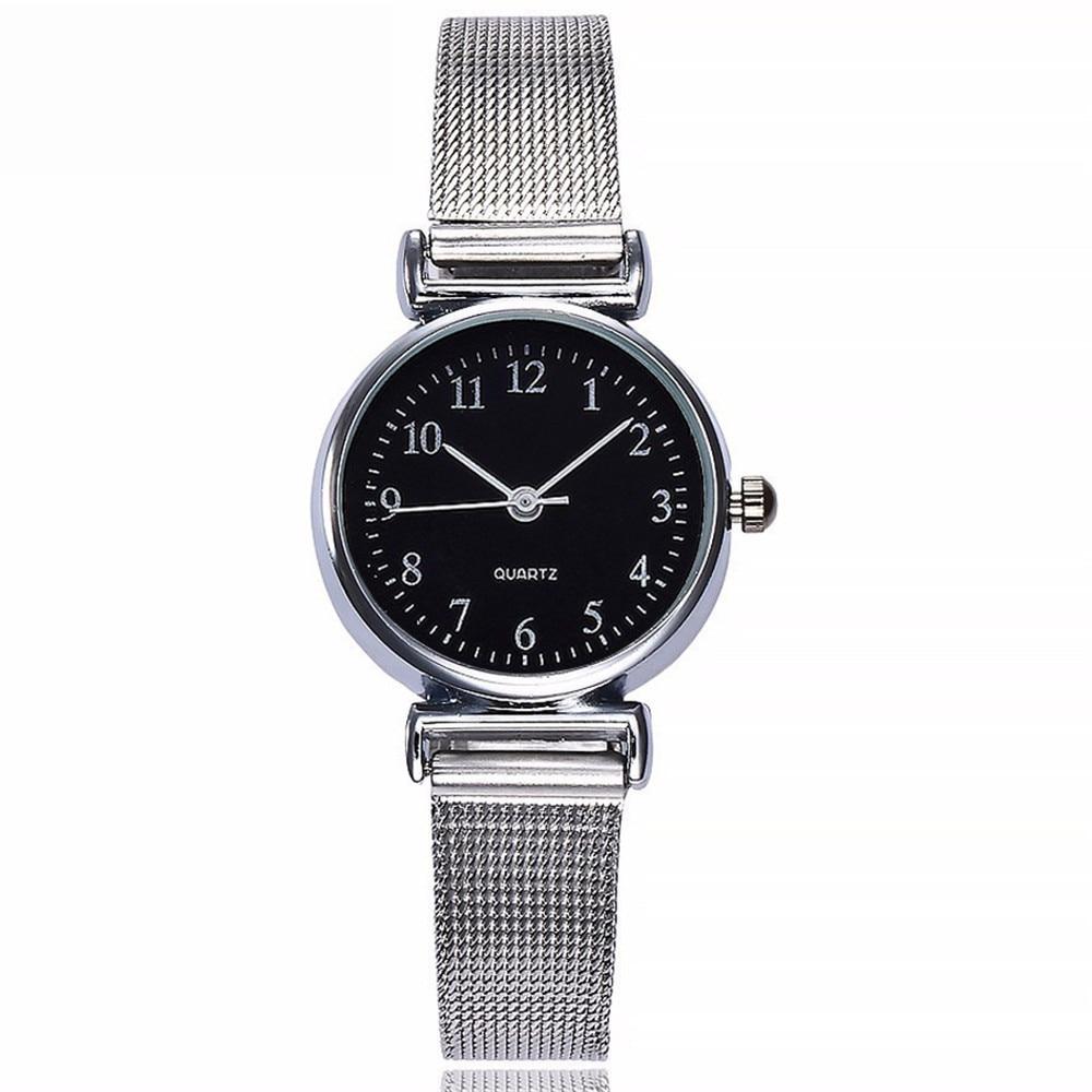 women watches top brand luxury Casual Quartz Stainless Steel Band Marble Strap Watch Analog Wrist Watch Relogio Feminino