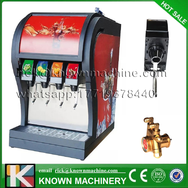 Hot sale cola vending machine 4 valves and three different flavors with 304 stainless steel food grade free shipping by sea small condoms vending machine with coins acceptor with 5 choices