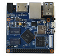 MiNi BPI-M2+plus Banana Pi M2+plus H3 Quad-Core 1GB RAM 8GB eMMC BPI M2+plus WiFi&Bluetooth demo board Single Board Computer SBC