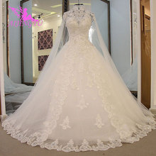AIJINGYU ciążowe suknie ślubne suknia Vintage nowy dla nowożeńców boho chic nosić suknie ślubne w stylu Vintage sukienka z rękawami
