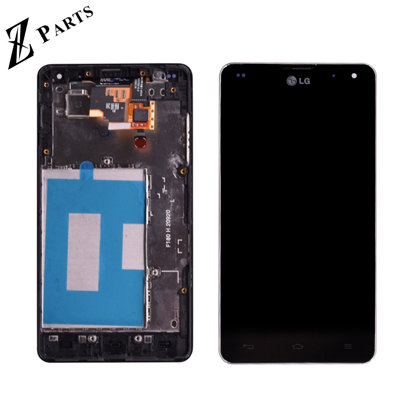 Original LG Optimus G E975 LCD LS970 F180 E971 E973 LCD Display Touch Screen Digitizer Assembly With frame Free shippingOriginal LG Optimus G E975 LCD LS970 F180 E971 E973 LCD Display Touch Screen Digitizer Assembly With frame Free shipping