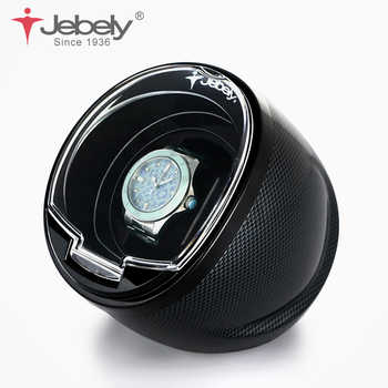 Jebely Black Single Watch Winder for automatic watches automatic winder Multi-function 5 Modes Watch Winder 1 JA003 - DISCOUNT ITEM  20% OFF All Category