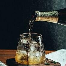 300 мл японское Фудзияма боросиликатное стекло Термостойкое прозрачное пиво, сок мороженое чашка коктейльное виски стекло бытовой