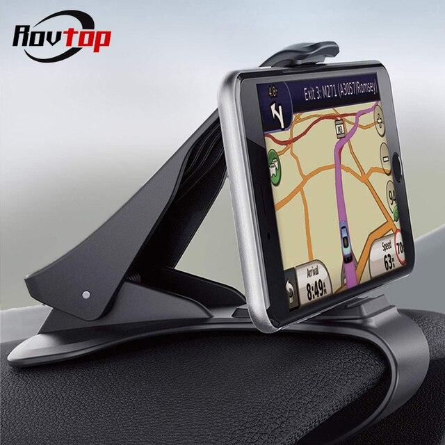 Soporte de montaje para el salpicadero del soporte del teléfono móvil del coche soporte de pantalla GPS para iphone Xiaomi Samsung Huawei Z2