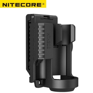 Image 1 - NITECORE Holster Mount Holder NTH30B For Flashlight P20 / P20UV and Battery Duty Belt Hunting Professional accessories