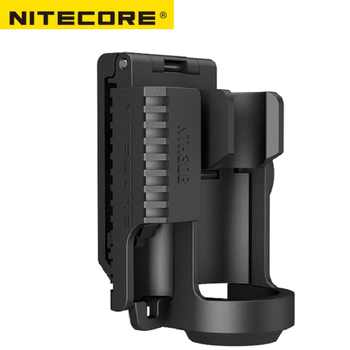 NITECORE Holster Mount Holder NTH30B For Flashlight P20 / P20UV and Battery Duty Belt Hunting Professional accessories - SALE ITEM - Category 🛒 Lights & Lighting