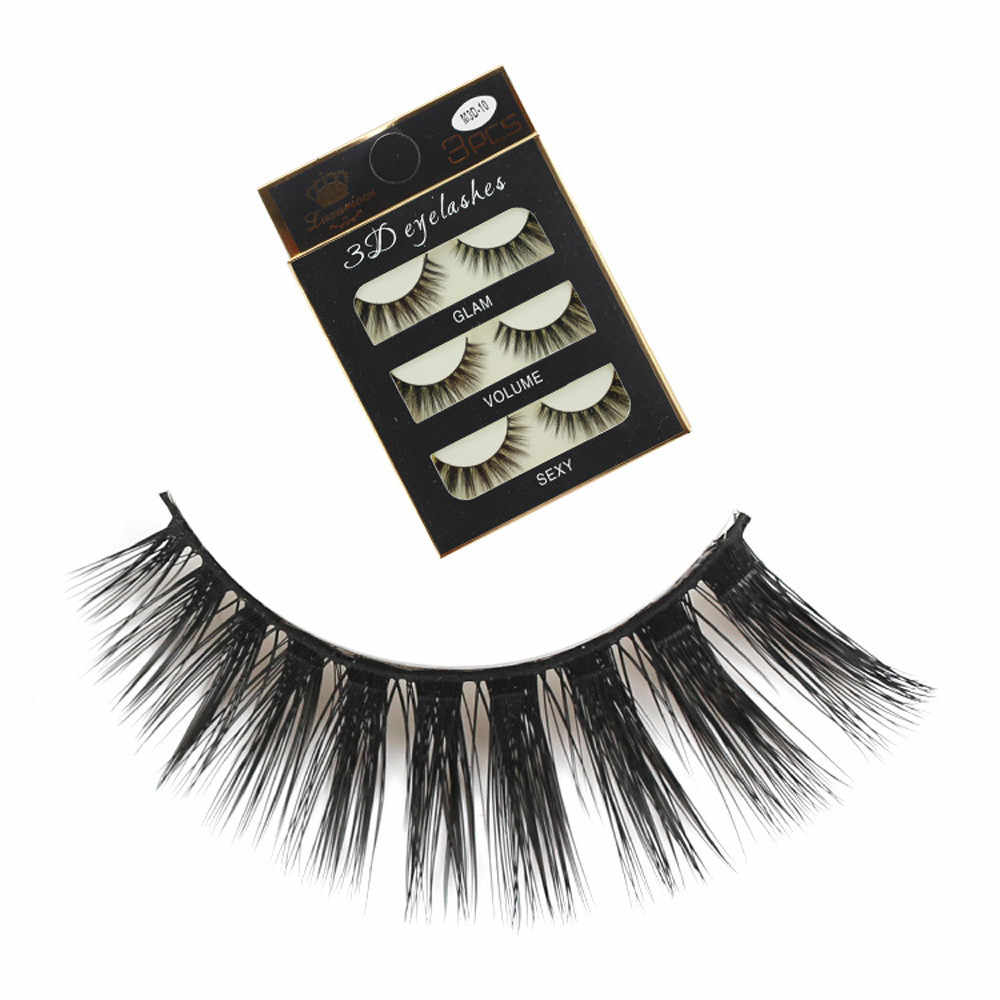 28a05b7f844 Detail Feedback Questions about #501 2018 New Fashion Mink lashes 3 ...