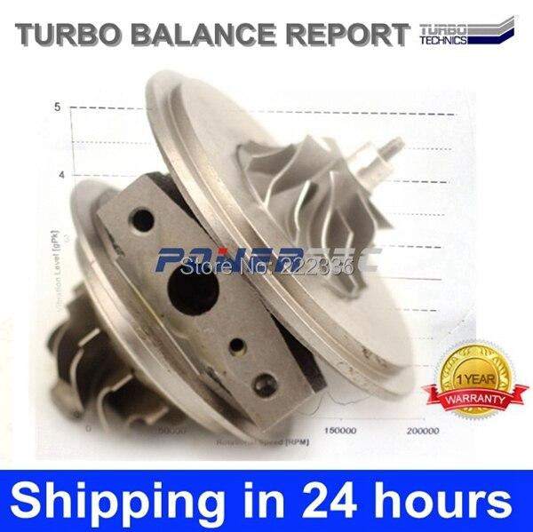 Turbocharger core GT1544Z 706499 turbo 1A02746A turbo chra for Ford Transit V 1.8 TDCI car turbo repair kit chra gt1544z turbocharger turbine core cartridge 706499 706499 0001 802419 for ford transit v 1 8 tdci