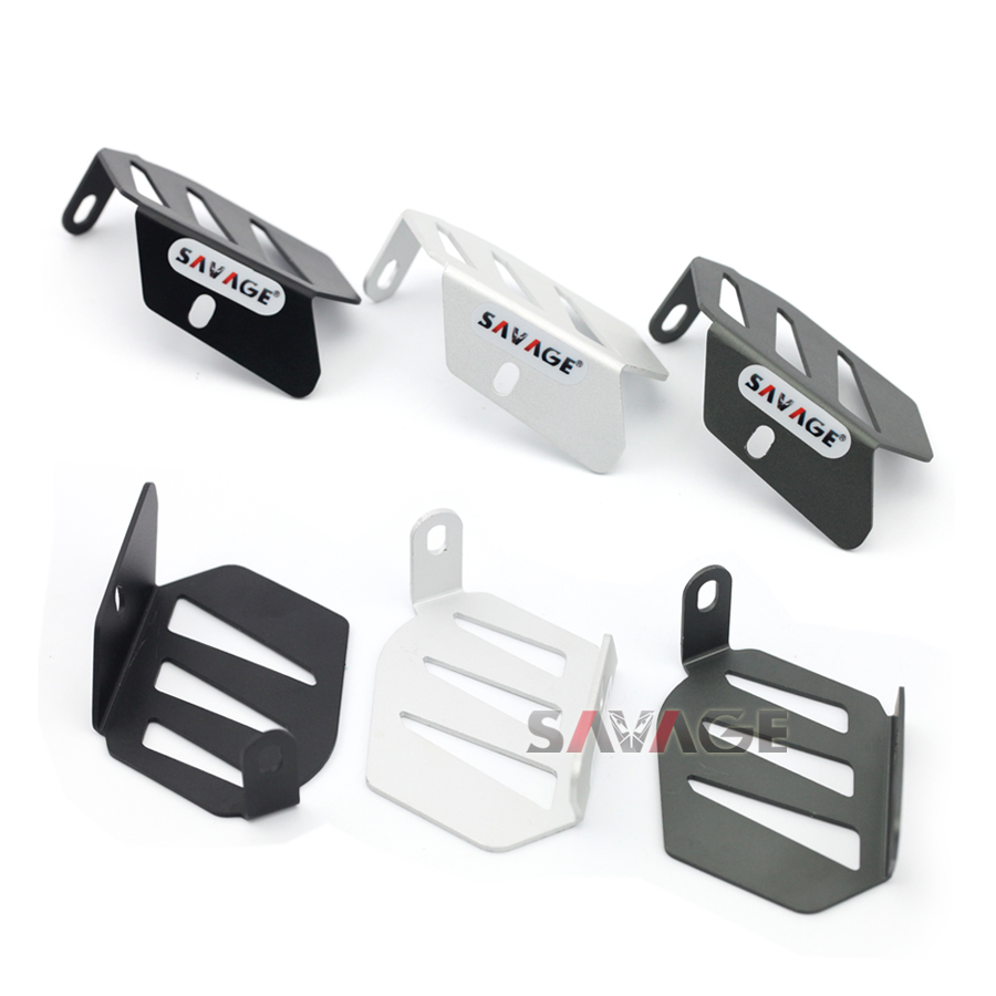 For BMW R1200GS LC 2013-2016/ R1200GS LC ADV 2014-2016/ R1200 LC15-16 Motorcycle Aluminum Exhaust Flap Guard Cover Protector bjmoto motorcycle steel para lever guard for bmw r1200gs lc 2013 2015 r1200 adv 2015 2016