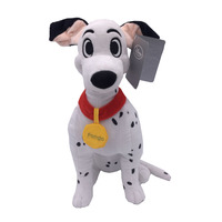 101 Dalmatians Pongo Dog Plush Toy Cute Stuffed Animals 37cm 14'' Baby Kids Toys for Children Gifts