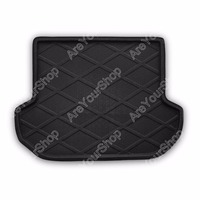 Auto Cargo Mat Boot Liner Tray Rear Trunk Sticker Dog Pet Covers For Subaru Outback 2007