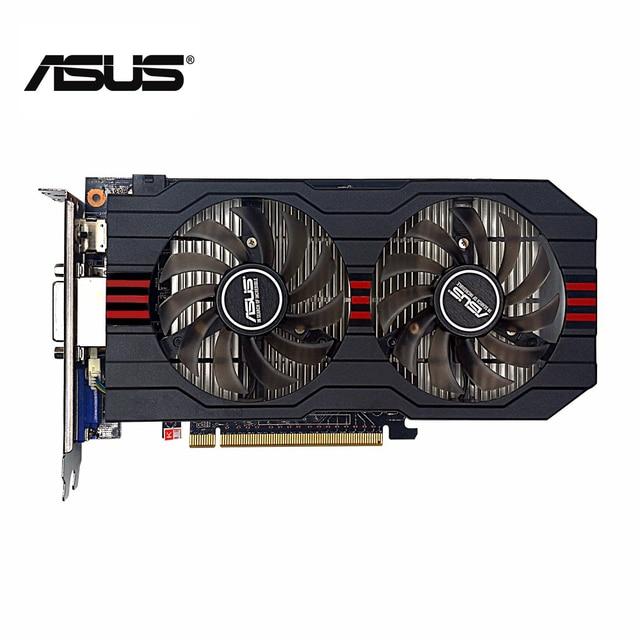 Sử dụng Chính Hãng ASUS GTX 750TI 2G GDDR5 128bit Chơi Game Video Card đồ họa, điều kiện tốt, 100% được kiểm tra tốt!