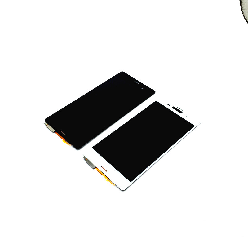 HTB1HoN IaSWBuNjSsrbq6y0mVXam For SONY Xperia Z3 Screen Original 1920x1080 5.2'' LCD for Sony Z3 Display Touch Screen with Frame D6603 D6633 D6653 L55T Tools