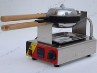 Free Shipping Commercial Digital Electric Eggettes Egg Bubble Waffle Baker Iron Maker Machine