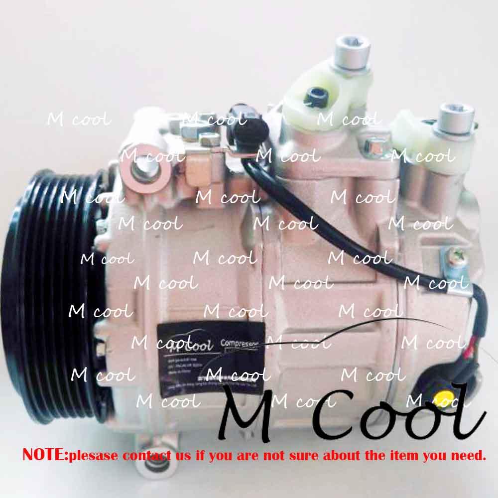 Brand New 7SEU17C AC Compressor For Mercedes C-class 12300011 12301111 12302611 12305511 A0012301111
