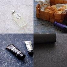 Bianco Grigio Marble Texture Blu Graffiato Nero Spazzolato Photography Oggetti di Scena Accessori di Sfondo di Carta di Alta qualità per i Prodotti Cosmetici