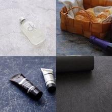 Textura de mármol gris blanco azul rayado negro cepillado accesorios de fotografía fondo de papel de alta calidad para cosméticos