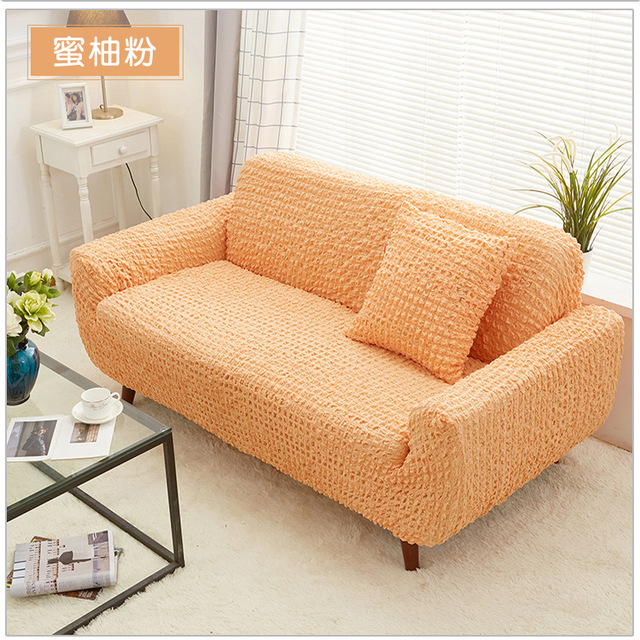 Stretchable 1/2/3/4 Seater Sofa Covers luxury Large Cover ...