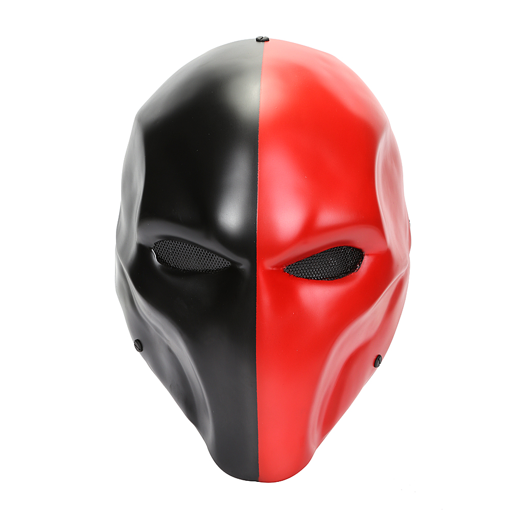 Full covered Carbon fiber helmet masks Prom high-end masks Halloween mask Protective mask hellboy mask breathable full face mask kroenen helmet halloween cosplay horror helmet karl ruprecht kroenen halloween props w153