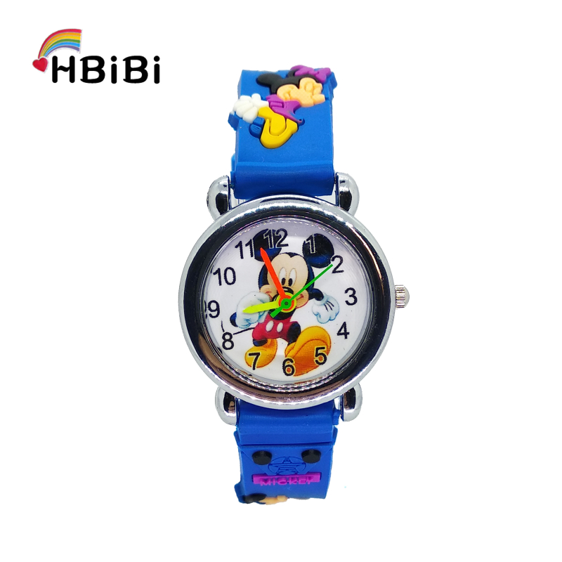 HBiBi Brand Children's Dream Football Watches Children Watch For Kid Girls Boys Student Clock Digital Kids Watches Birthday Gift
