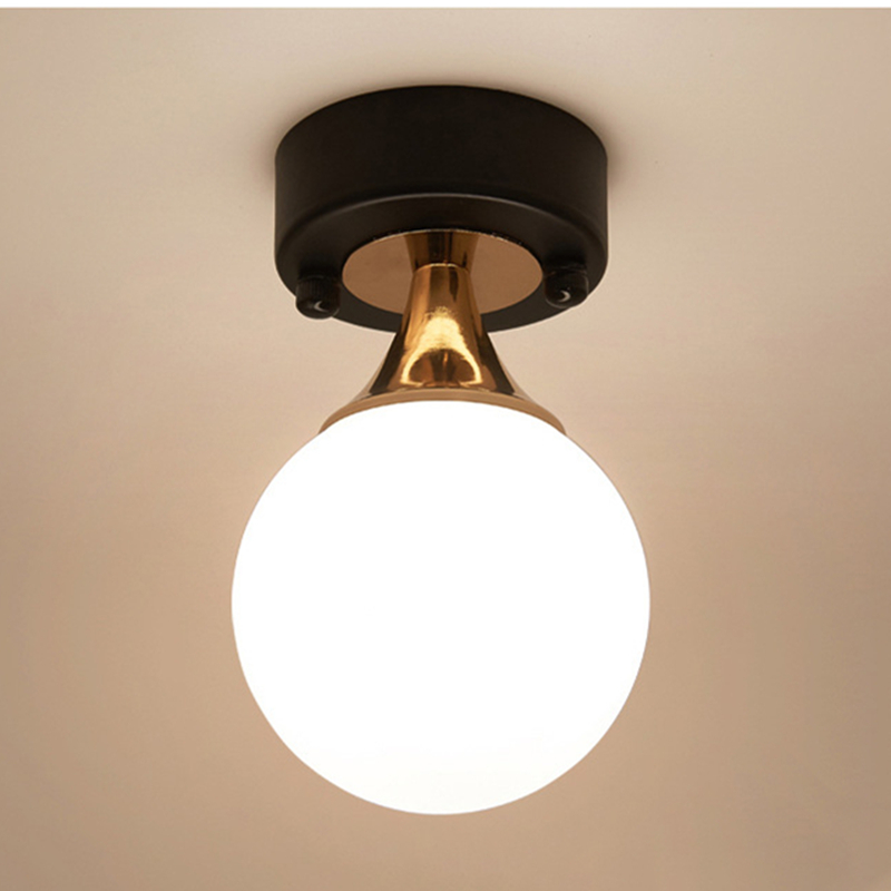 Mondern Globe Ceiling Light Surface Mount Round Ball E14 Ceiling Lamp for Corridor Stair Bedroom Kitchen HomeMondern Globe Ceiling Light Surface Mount Round Ball E14 Ceiling Lamp for Corridor Stair Bedroom Kitchen Home