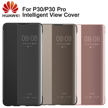 Huawei Authentic Intelligent Protector Flip Case Leather Cover For P30 Pro Phone