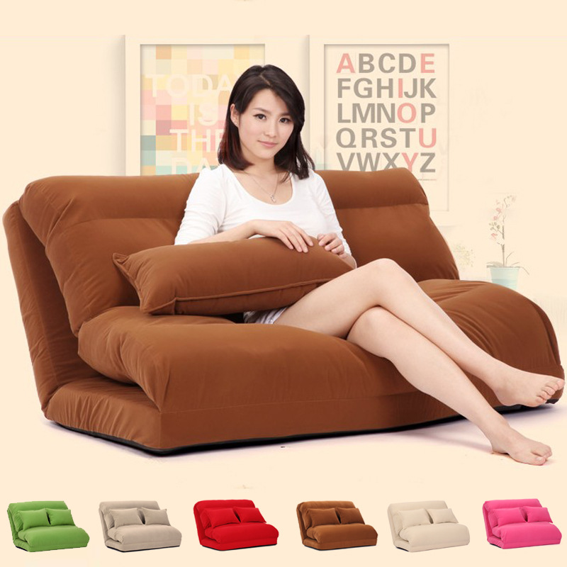 2018 new creative folding lazy sofas High quality sofa bed