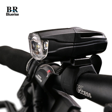цена на BR Bicycle Rechargeable Front Light 700 Lumen 5-watt White LED Headlight For Bicycle 4 Lighting Mode 4 Flashing Mode Bike Light