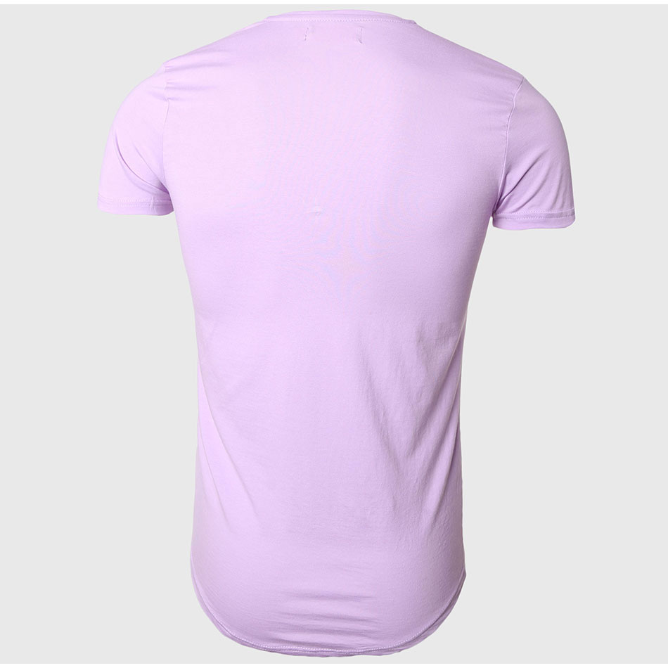 21 Colors Deep V Neck T-Shirt Men Fashion Compression Short Sleeve T Shirt Male Muscle Fitness Tight Summer Top Tees 32