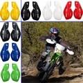 8 Colors 22mm 7/8'' ATV Dirt Bike Accessories Motorbike Motocross Handguards Motorcycle Hand Guards Protectors Universal Plastic