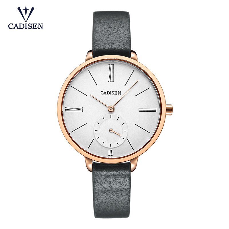 2018 Luxury Brand Women Watches Dress Fashion Ladies Watch Rose Gold Dial Unique Design Leather Bracelet Watch Quartz Clock duoya brand women bracelet luxury wrist watch for women watch 2018 crystal round dial dress gold ladies leather clock watch