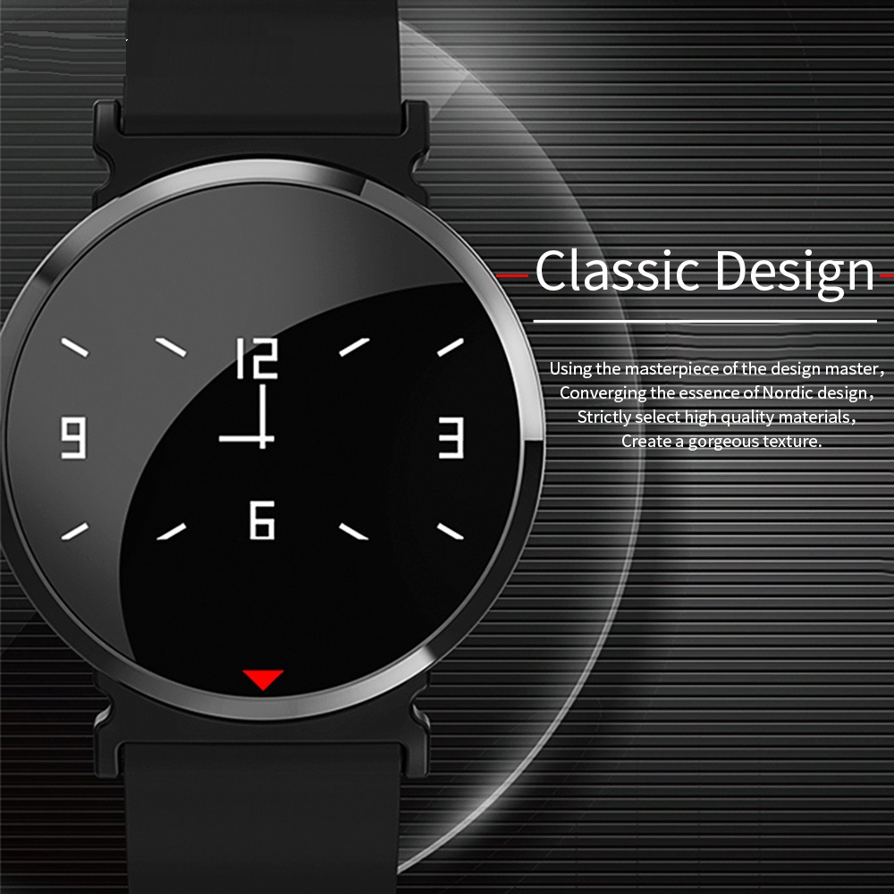 Cor da Tela de Toque do bluetooth Relógio Inteligente Pulseira Sports pulseira das mulheres dos homens crianças hua wei xiao mi bandas para IOS Android e28 - 2
