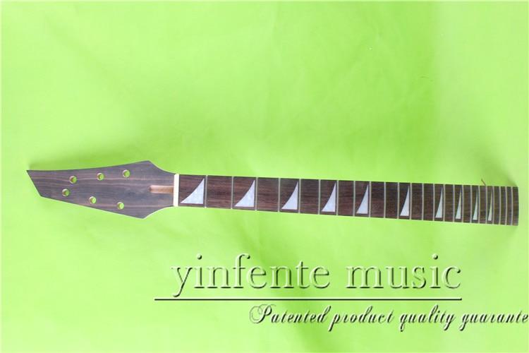 jkx-0098+1#      25.5 Electric guitar neck   Bolt on rosewood    fingerboard fine quality  24 fret сумка 0098 2014