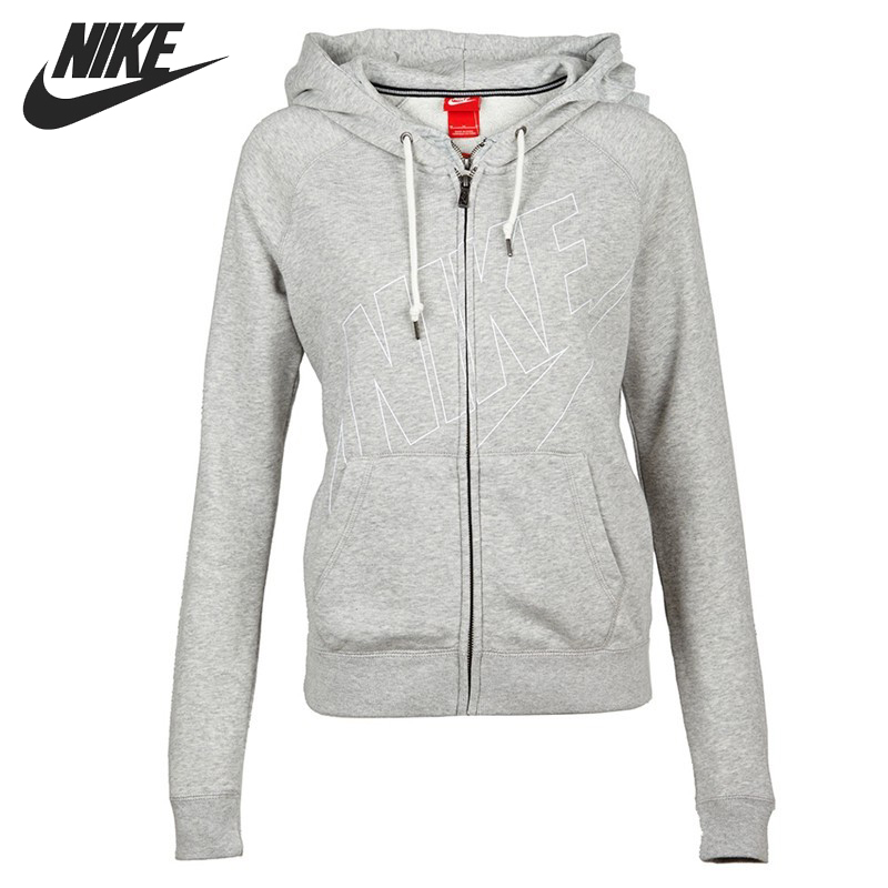 Original  Nike Women's jacket Hooded Plain sportswear росмэн микромир