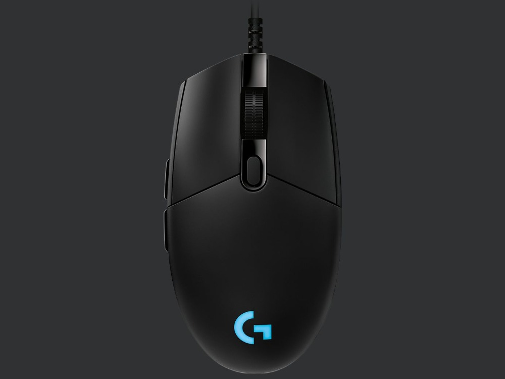 New G PRO!Logitech G PRO HERO Wired Gaming Mouse HERO 16K Sensor 16000DPI RGB Backlight Lightweight Professional Player's Choice конверт детский kaiser серый