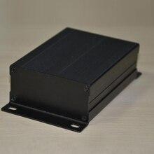 Алюминиевый корпус power shell электрический projtect коробка DIY 76x35x100 мм НОВЫЙ отдельный вид