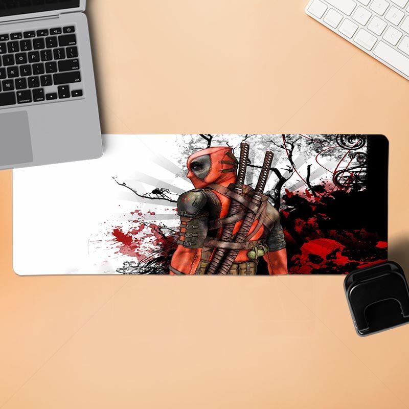 Yinuoda New Design Desk Mat mousepad pool Deadpool pc Mice Gamer Soft Mouse Pad Size for 18x22cm 20x25cm 25x29cm 30x90cm 40x90cm