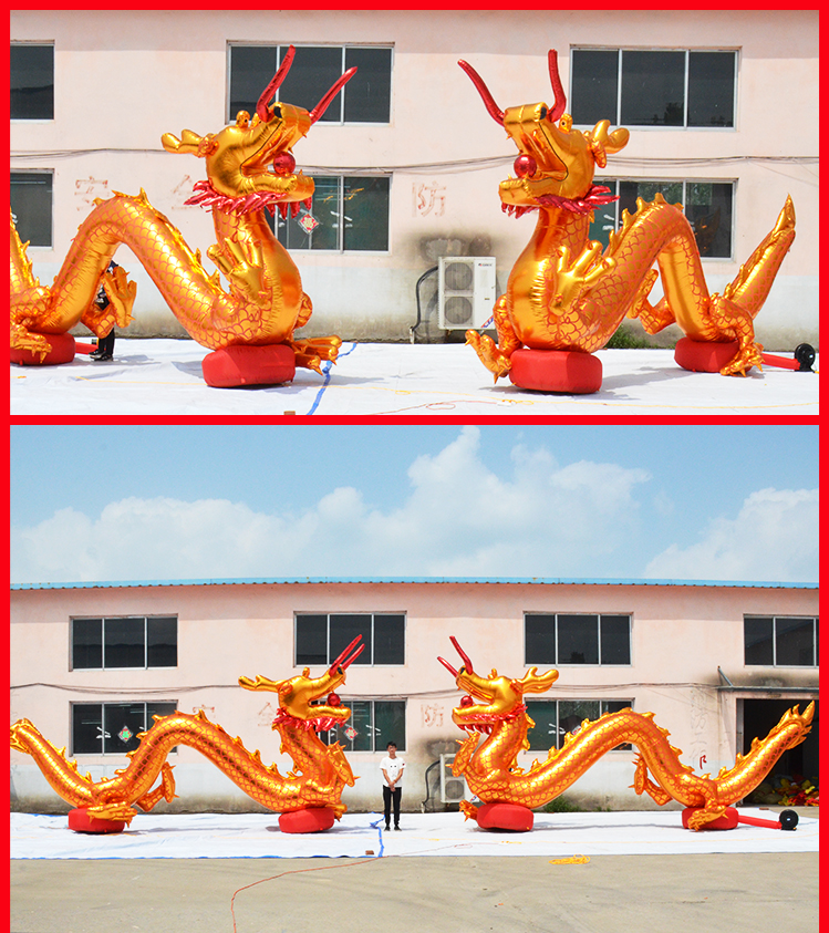 Outdoor events inflatable dragon arch for high quality material from China inflatable advertisement r074 20ft finsh line big archway for race events inflatable arch inflatable entrance arch gate arch door for outdoor activity