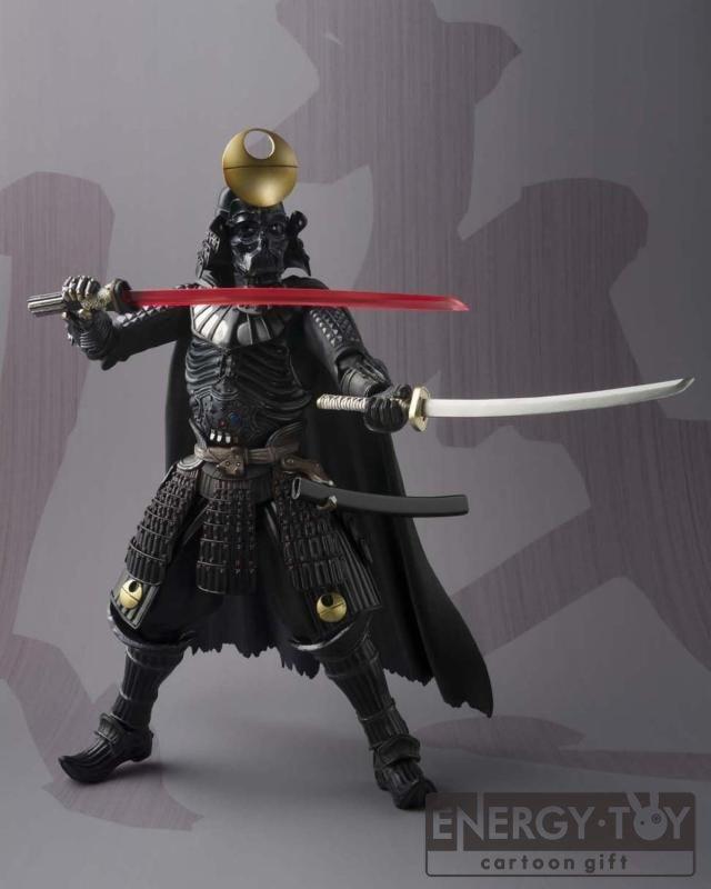 Star Wars Movie Realization Japanese Samurai Action Figure New In Box 18cm