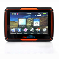 2016 Новый! 256 RAM 8 ГБ Flash 4.3 дюймов GPS Навигации FM GPS Навигатор para Moto Moto Водонепроницаемый GPS Мотоцикл Трекер Бесплатно карты