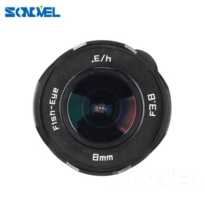 Image 4 - 8mm F3.8 Fish eye CCTV Lens Manual Wide Angle Fisheye Lens Focal length Fish eye Lens Suit For Sony E Mount A7R A7S A6300 A6500