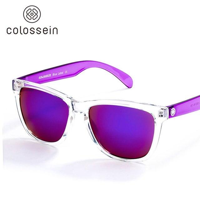 COLOSSEIN okulary przeciwsłoneczne damskie moda marka