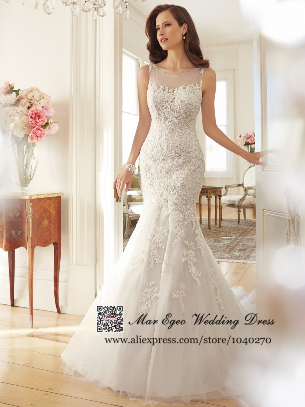 new wedding dress 77 lace top wedding dress Summer Chiffon Wedding Dresses Lace Top Short Sleeves Side Slit Garden Elegant Bridal Gowns
