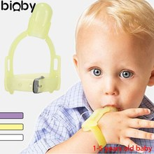 Baby Teethers Thumb Gloves Stop Thumbsucking Teether Prevent The Baby Finger Bite Prevention Of Child Give Up Sucking Fingers