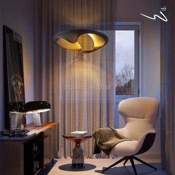Nordic ins wohnzimmer esszimmer licht studie post-moderne net rot kronleuchter concise persönlichkeit kreative shell kunst lampe sry